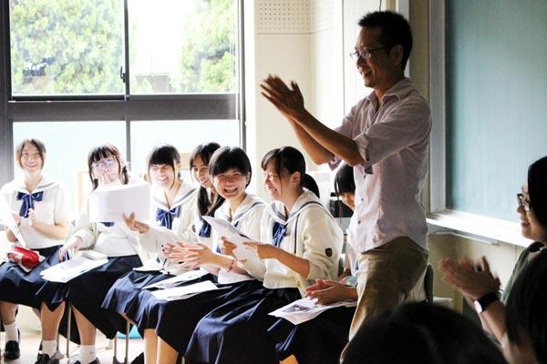 博多女子高校 トータルビジネス科
