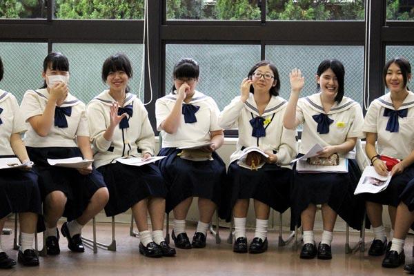 博多女子高校